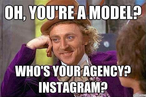 Model Meme - you re a model meme for facebook comments