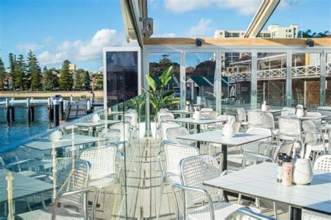 Skiff Manly by Our Newly Renovated Dining Terrace Picture Of Manly 16ft