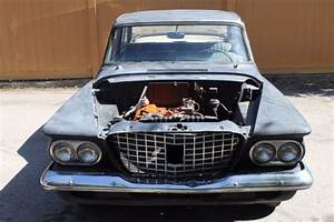 1961 Plymouth Valiant Coupe Post California Car For Sale