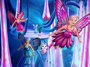 Kids Cartoons: Barbie Mariposa and the Fairy Princess hd ...