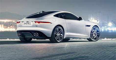 2018 Jaguar F Type Coupe
