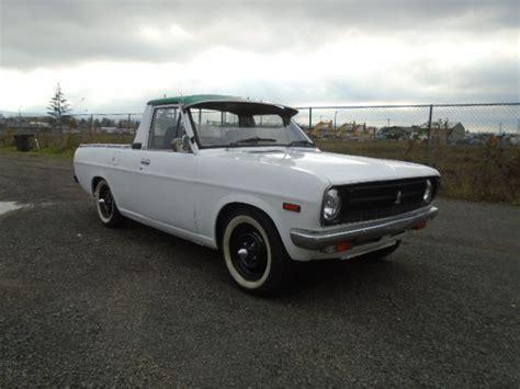 1981 Datsun Truck by 1981 Datsun 1200 Truck B120 Ute Utility