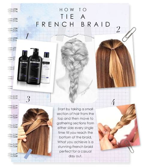 french braid bebeautiful