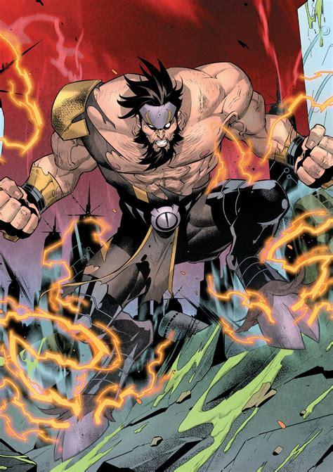Gorgon Petragon (Earth-616) | Marvel Database | FANDOM ...