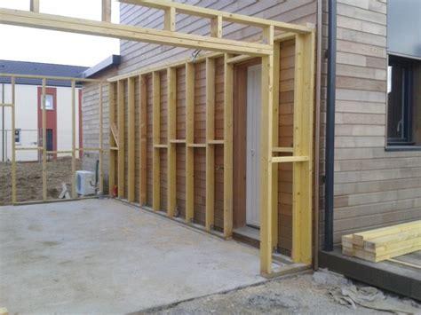 porte placard cuisine castorama pose d une porte fenetre 11 garage ossature bois
