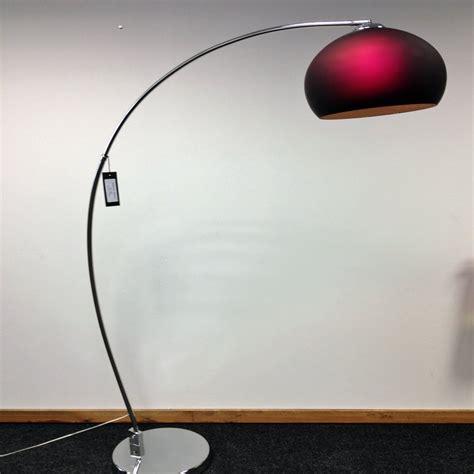 floor l lights home element retro lighting lrfloorpurple 1 light modern floor l purple and glubdubs