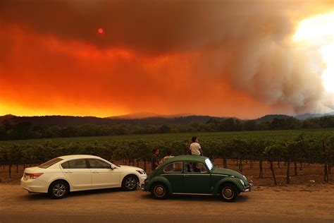 California's historic wildfires have served up astonishing scenes of destruction that have claimed several dozen lives, incinerated huge tracts of land and caused dystopian orange skies to loom over a. California Wildfires Map, Update: Over 1.2 Million Acres ...