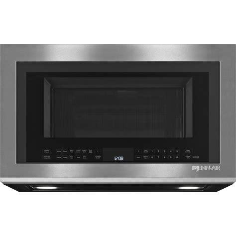 JMV8208CS JENNAIR 20 Cu Ft 1000W OTR Microwave Stainless