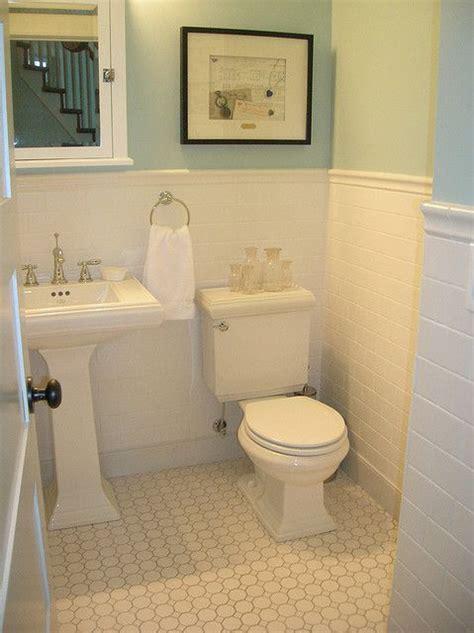 white octagon dot tile light gray grout for floors in