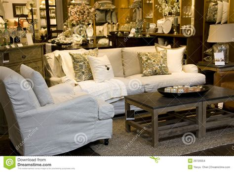 Furniture And Home Decor Store Stock Images  Image 29720554