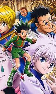 Hunter x Hunter Anime HD Wallpaper Animation Wallpapers ...