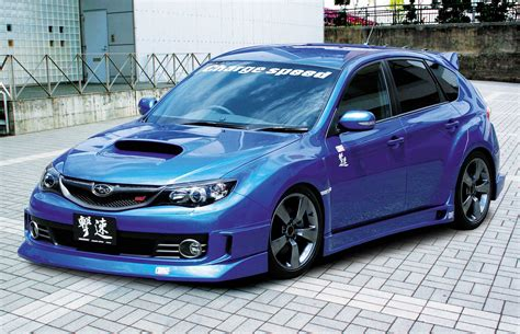 subaru custom cars image gallery custom subaru