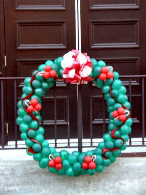 images  christmas balloon decorations