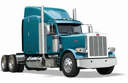 Peterbilt 389 Truck Clipart Wheeler Kenworth Cab