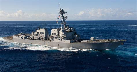 USS Wayne E. Meyer - Wikipedia