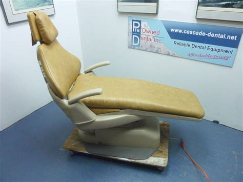 Royal Dental Chair Upholstery by Royal Signet Dental Chair Pre Owned Dental Inc