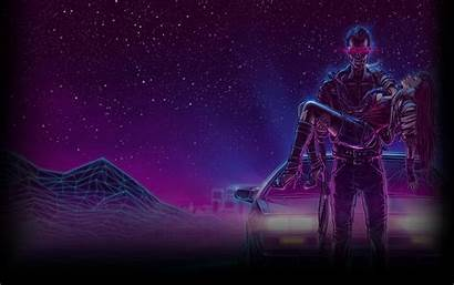 Neon Purple Backgrounds Background Outdrive Lover