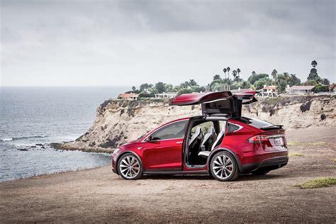 2016 Tesla Model X Review - autoevolution