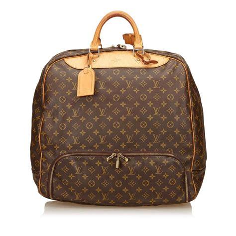 louis vuitton monogram evasion travel bag catawiki