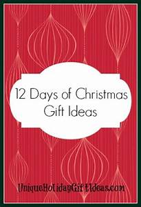 The Ultimate 12 Day Christmas Gift Idea List
