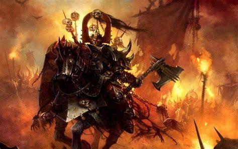 warhammer fantasy art wallpapers hd desktop  mobile