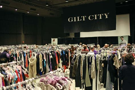 Gilt City Warehouse Sale