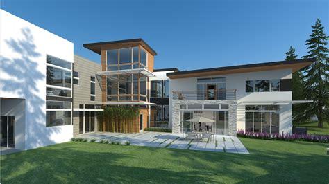 Home Design Ideas 3d by Home Design 3d Architectural Rendering Civil 3d