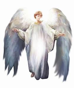 Xmas Angel transparent background