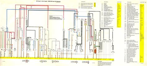 International 4300 Wiring Diagram Backup Light by Electrics Using A Late Bay Loom In An Early Bay Vw Forum