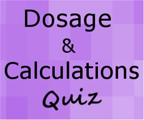 solve oral drug dosage calculations  nursing school