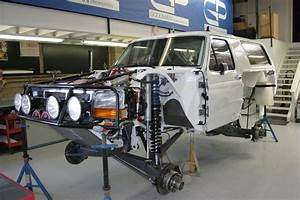 1996 Ford Bronco Prerunner Broncos Picture