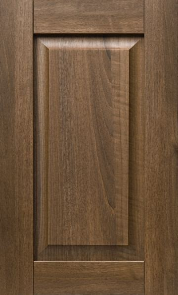 Bassano in Dark Italian Walnut #kitchen #cabinet #walnut