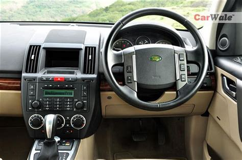 land rover freelander interior interior land rover freelander 2 hse flickr photo