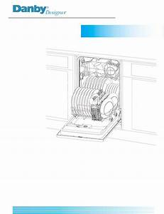 Danby Dishwasher Ddw1802w User Guide