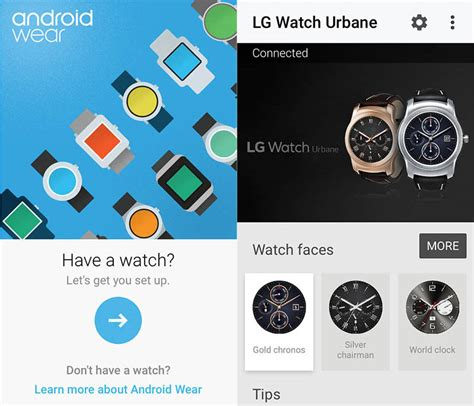 android wear apps android wear now compatible with iphone ios app launches