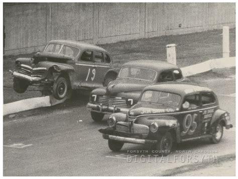 stock car race  bowman gray stadium  winston