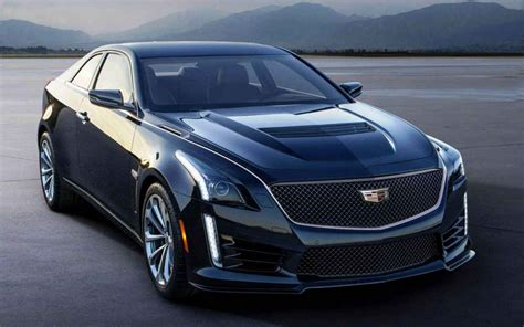 2018 Cadillac Cts Coupe Httpwwwcarmodels2017com
