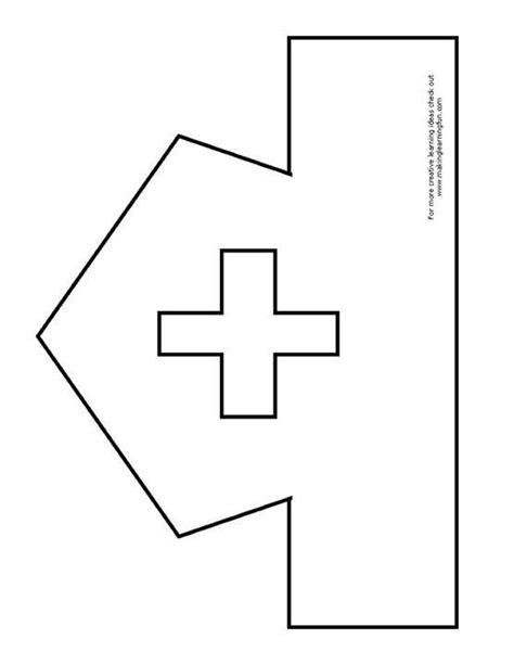 nurse hat craft for preschoolers beeld verpleegsterskroon leto community 863