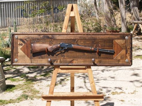 Custom Gun Rack by Art Of Wood   CustomMade.com