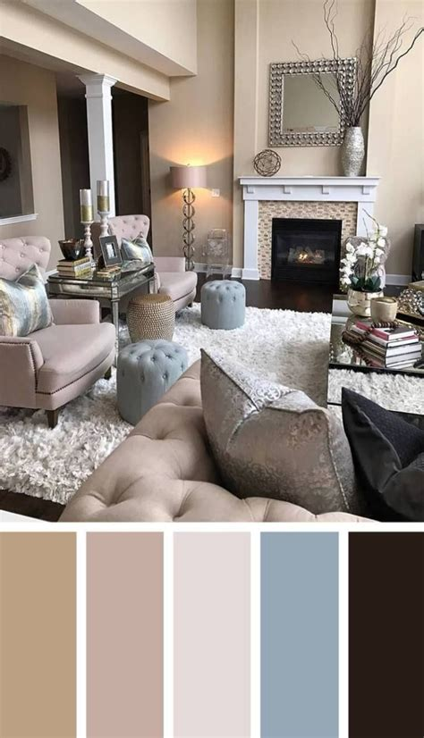 Kitchen And Living Room Color Schemes by 21 Living Room Color Schemes That Express Yourself Home