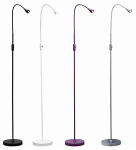 Floor reading lights led gurus floor for 8 floor lamp