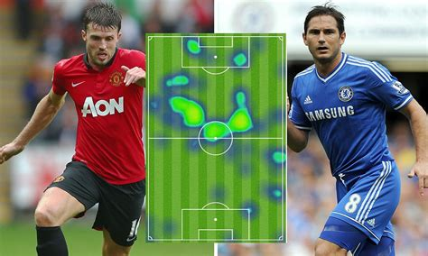 Manchester United v Chelsea - Match Zone: Who's the ...