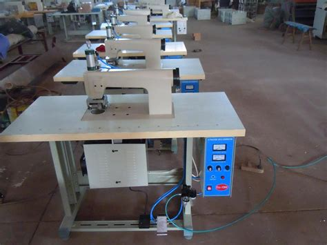 ultrasonic surgical gown sealing machine  china manufacturer manufactory factory