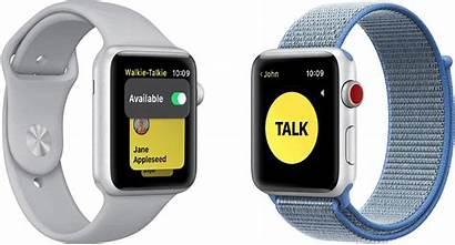 Walkie Talkie Apple App Talk Walk Mac