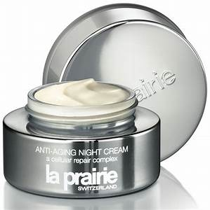 la prairie cellular night cream