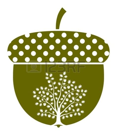 acorn clipart oak leaf acorn oak leaf transparent
