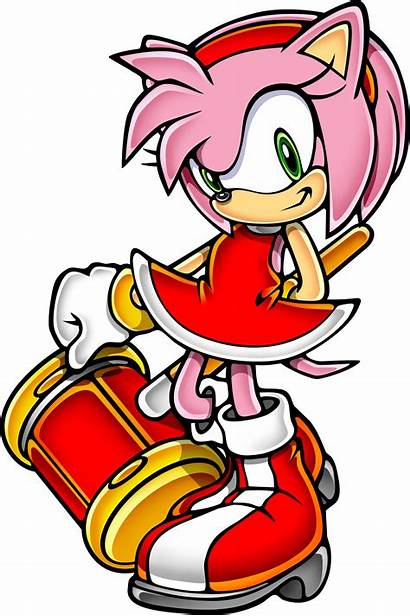 Sonic Advance Official Amy Rose