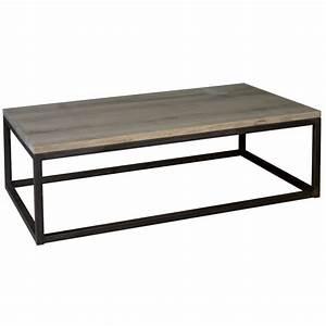Table Basse Moderne Pas Cher : table basse contemporaine pas cher table de salon moderne blanc maisonjoffrois ~ Teatrodelosmanantiales.com Idées de Décoration
