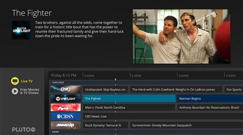 Since then, the part of the network that focuses on the hispanic population has grown, featuring 24 latin i have the same question, my pluto tv is only in spanish and i want english version, how do i get it? How To Get Pluto Tv On Apple Tv / Viacom buys streaming startup Pluto TV for $340 million / The ...