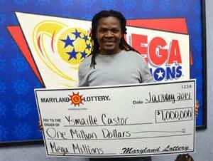 Mega Millions Lottery Ticket Check